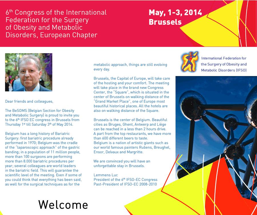6ο Συνέδριο IFSO-EC